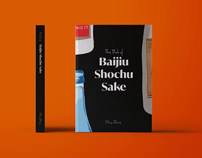Baijiu, Shochu, Sake - Book Design