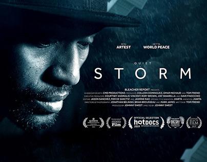 Showtime's Quiet Storm: The Ron Artest Story