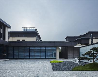 Zhao Fei's Work   Eastern Courtyard