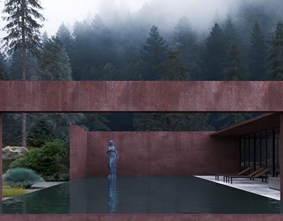 Sergey Makhno Architects,ROSE HOUSE