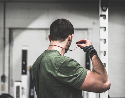 Photography: Weightlifting Shoot
