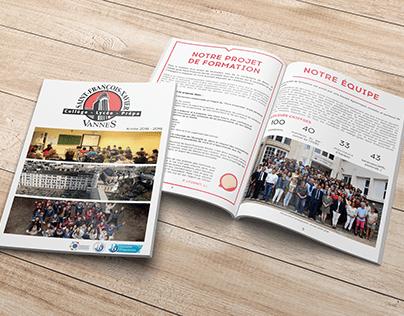 Brochure - Etablissement scolaire