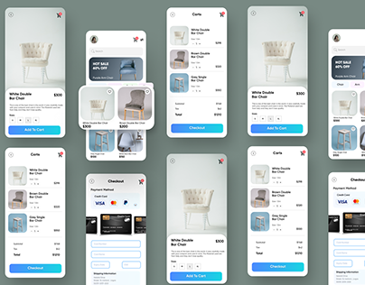E-commerce (Furniture)