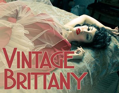 VIntage Brittany