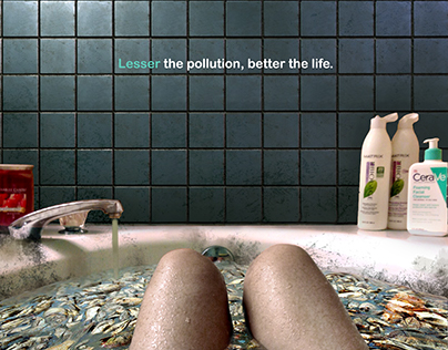 Lesser the pollution, better the life.