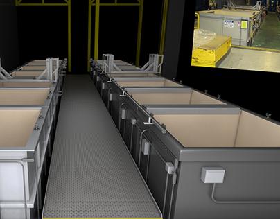 Industrial/Mechanical 3D Work