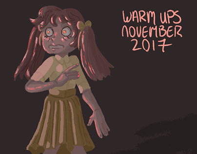 Daily Warm Ups - November 2017