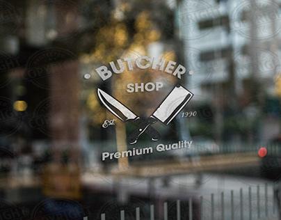 These are designsfor Butcher Shop
