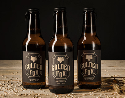 Golden Fox Beer