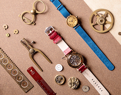 WATCHES & MORE by Absynthe Design
