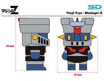 Mazinger-Z #1 - Vinyl Toys