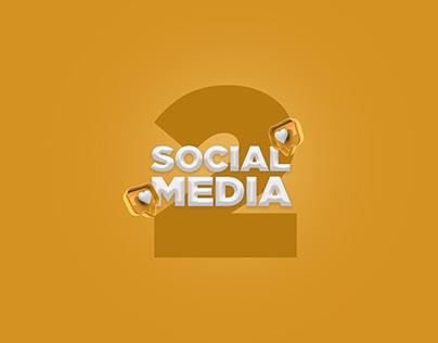 Social Media Post Design for Favorit Market