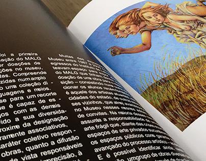 Catálogo - Museu de Arte Leopoldo Gotuzzo