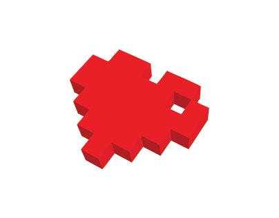 Retrolove logo