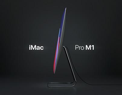 iMac Pro M1 Concept