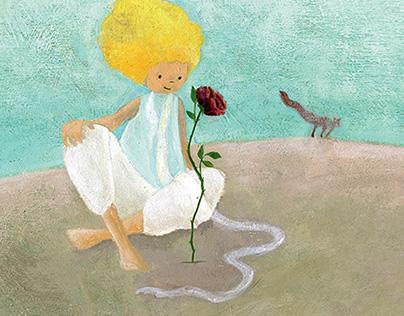 """Draw me a Sheep""- Album ART- illustration & Design"