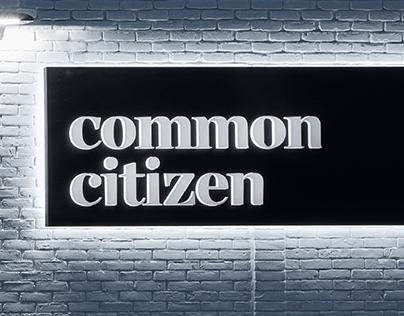 Common Citizen