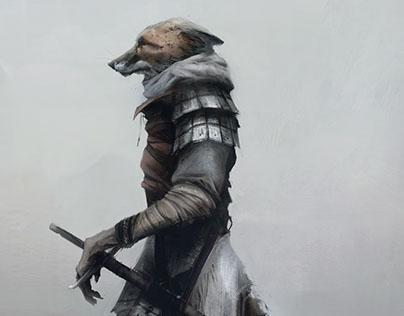 Fox warrior II