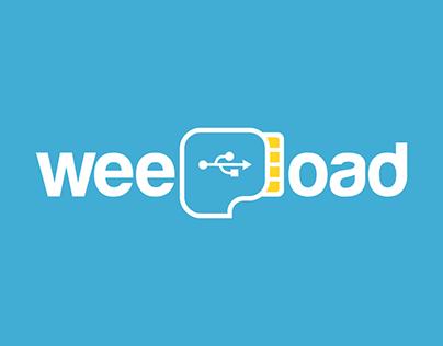 Weepload logo