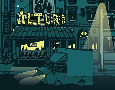 Estúdio Altura - Digital artwork