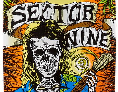 Sector 9 Board Artwork