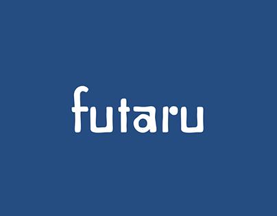 futaru - typeface