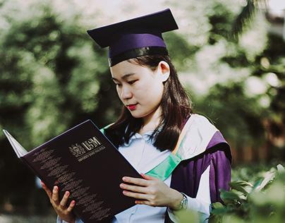 Photography | Ng's Graduation Day