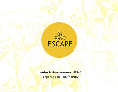 Branding- Escape B&B