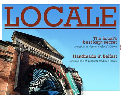 Locale - Interactive Magazine