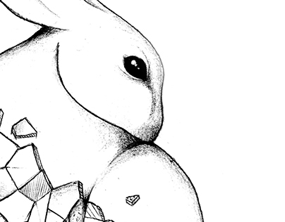 My Kerby Rosanes style Rabbit