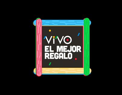 #VivoElMejorRegalo