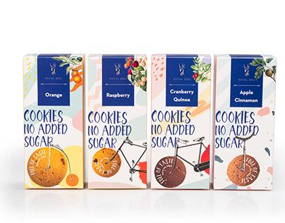 Royal Deli Cookies no added sugar