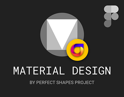 Free Material Design Kit For Figma by PSProject