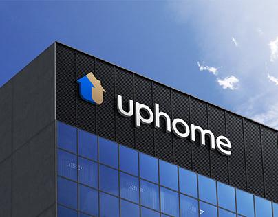Uphome. Branding a home improvement retailer.