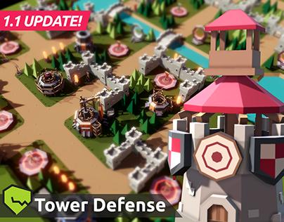 Tarbo Tower Defense - 1.1 Update