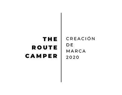 The Route Camper | Creación de Marca
