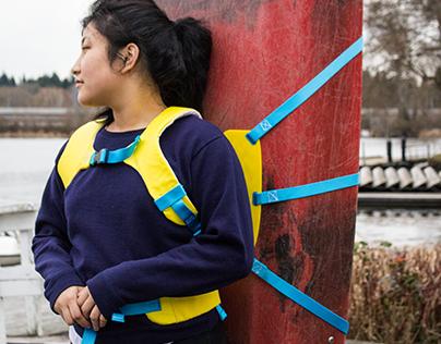 YA!Kapak | Kayak Transport Harness