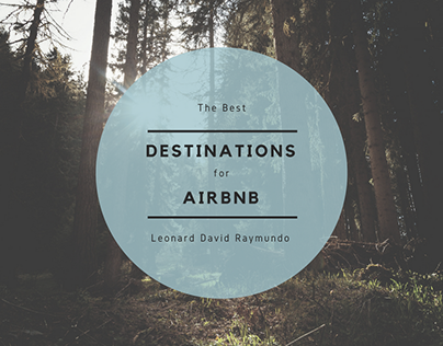 The Best Destinations for Airbnb