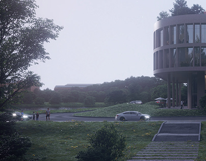 Render Competition / Campus