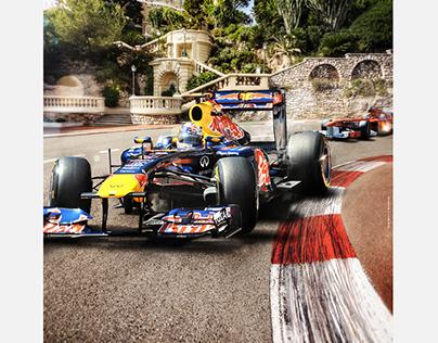 F1 MC 2012 Poster