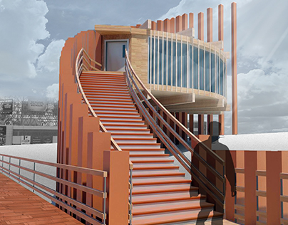 Atlantic City Info Center - Design 4