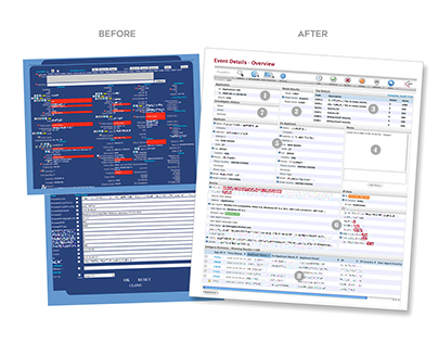 UI & UX - Design & Development of Enterprise Software