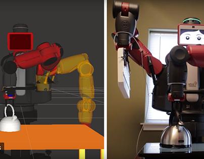 Liatris - Object identity and location for robotics