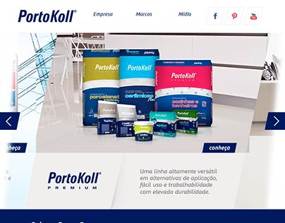 Desenvolvimento de site Portokoll®