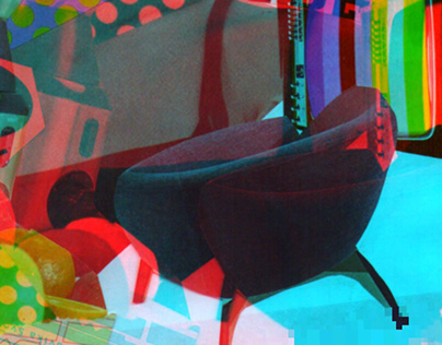 Influencer II // Analog Collage