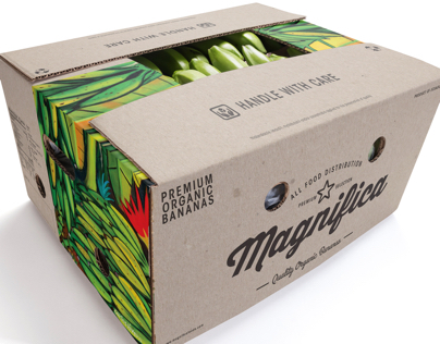Magnifica Bananas Boxes