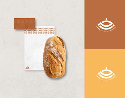 LOGO | BAKEDخبز