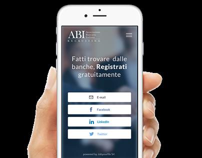 ABI Recruiting (Proposal)