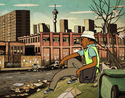 'Hillbrow' - Animated Gifs