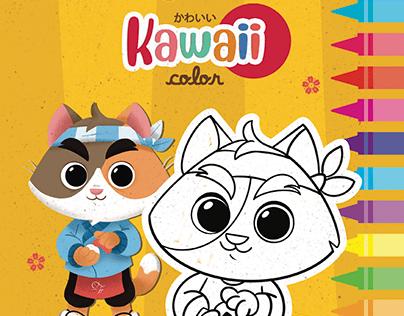 Kawaii Color - Color book